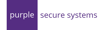 Purple Secure Systems logo